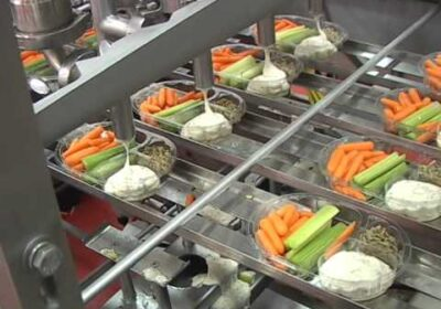 Uszczelki silikonowe do maszyny pakującej żywność